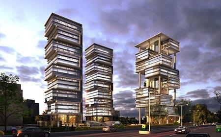 GYS Vision Gurgaon by Morpogenesis