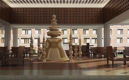 Soaltee Crowne Plaza nepal by Morpogenesi