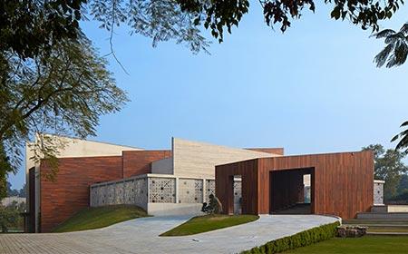 Artisan House New Delhi by Morpogenesis
