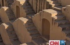 Video CNN mughal architecture - Morphogenesis