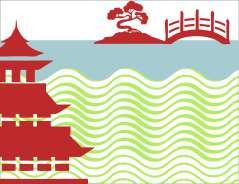 Japanese Style of Landscape 2