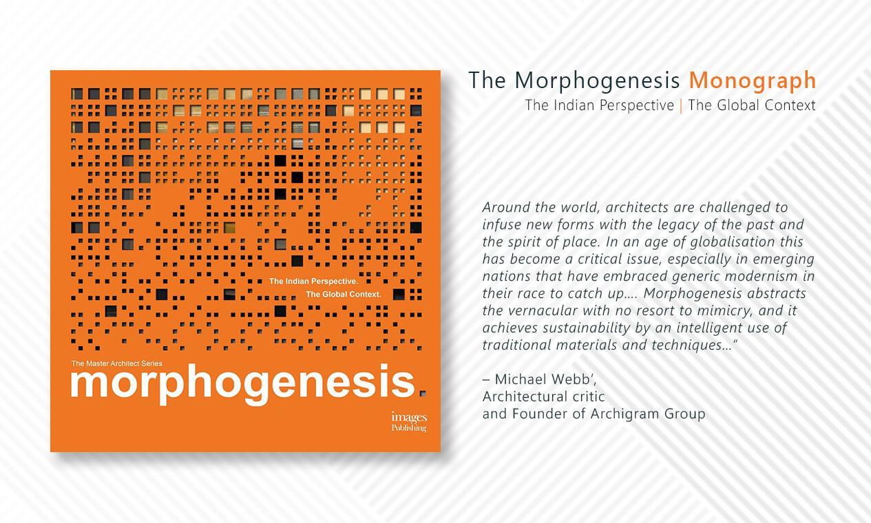 Morphogenesis architecture monographs