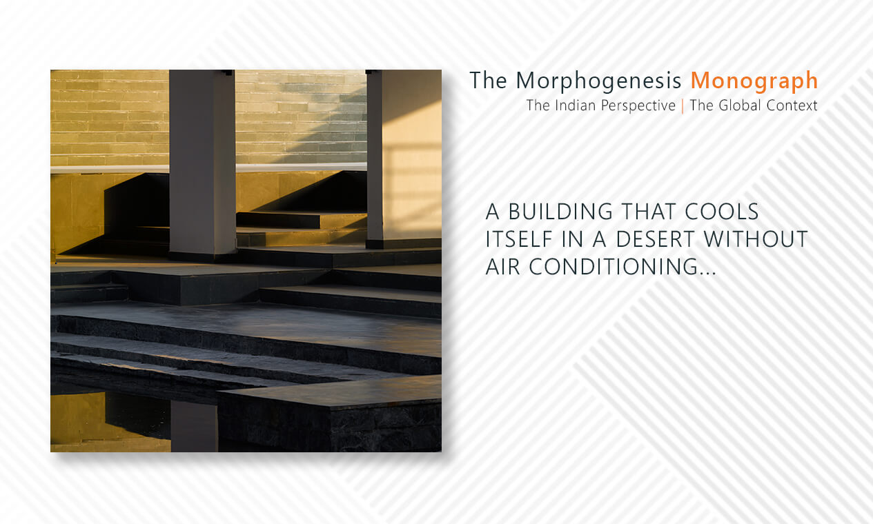 The Morphogenesis Architecture Monograph